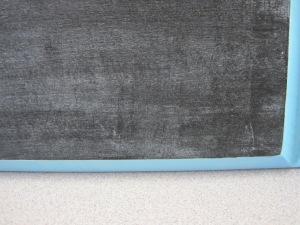 Just chalkboard