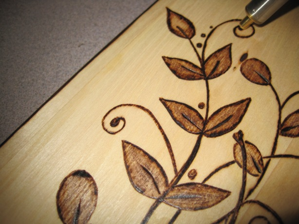 wood burning ideas patterns