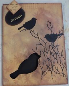 silhouette board 16