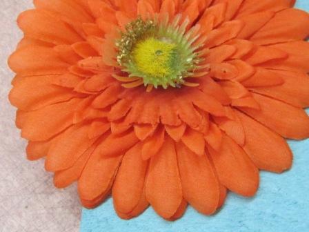 adhere flower