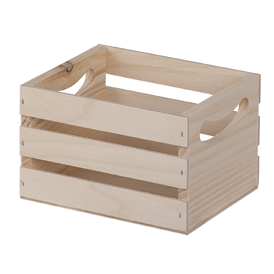 Mini storage crates walnuthollowcrafts for Craft crates