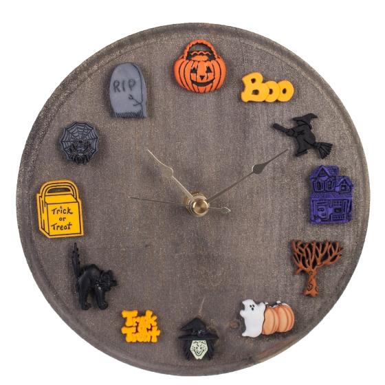 Boo Clock