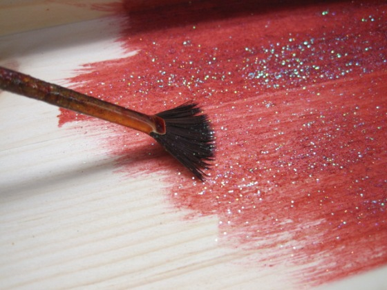 Paint inside