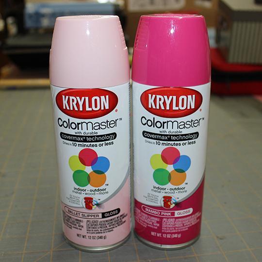 Can Krylon Paint Be Sanded