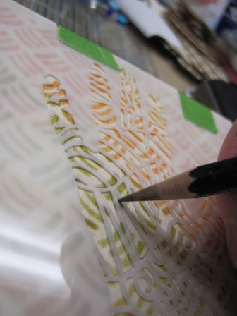 trace stencil
