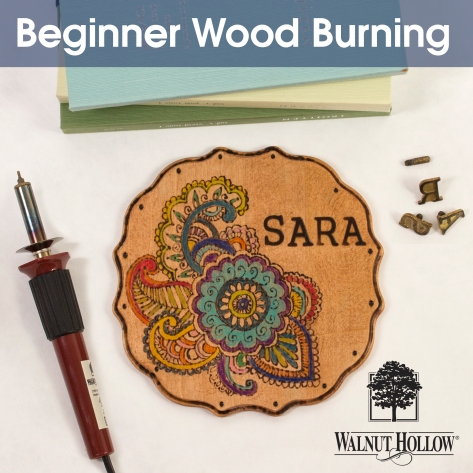 wood burning craft tools
