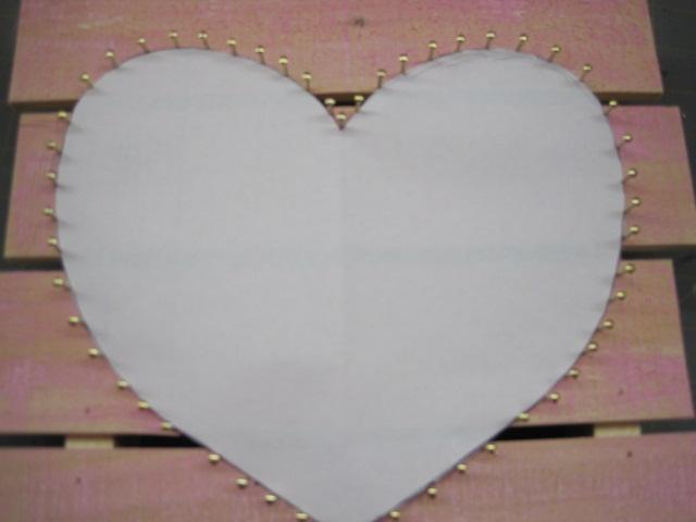 heart string art walnuthollowcrafts. Black Bedroom Furniture Sets. Home Design Ideas