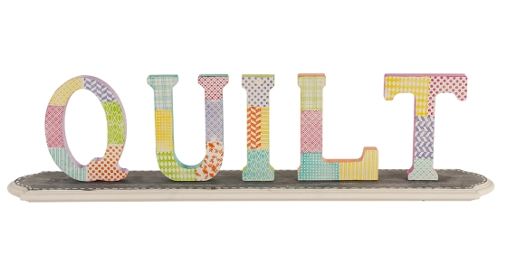 Quilt Sign