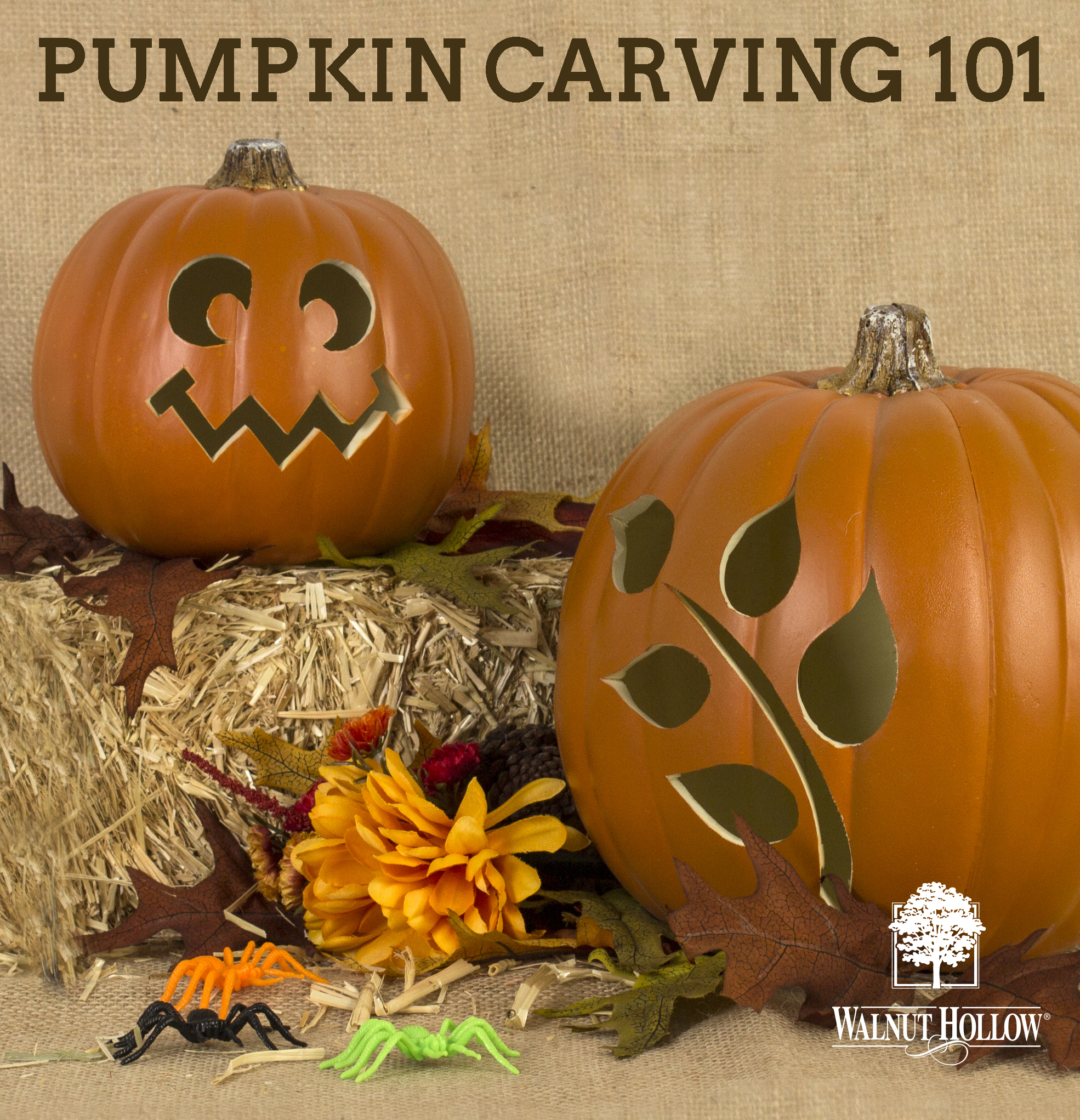 Pumpkin carving 101 walnuthollowcrafts