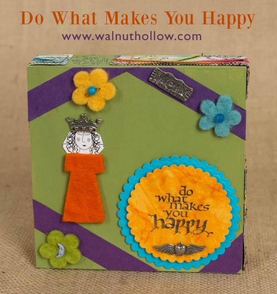 Walnut Hollow Crafts | Do What Makes You Happy
