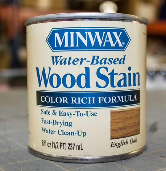 Walnut Hollow Crafts | Stain the Wood