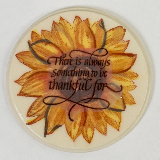 Walnut Hollow Crafts Thankful Coasters