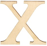 14323-letter X