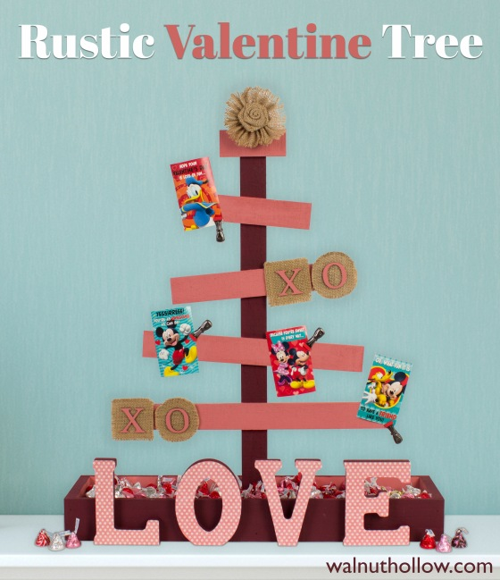 Valentine Tree Blog