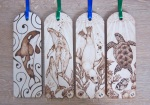 sea_life_pyrography_bookmarks_by_bluemidna-d6949n6