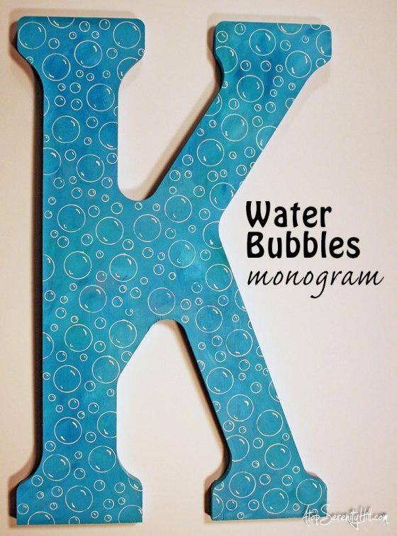 WaterBubblesMonogramWalnutHollow1