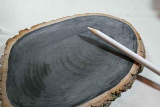 walnut hollow chalk pencil