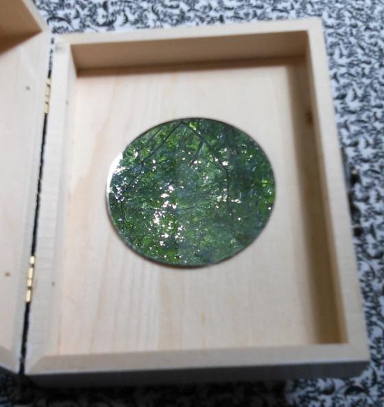 DIY Enid Collins Inspired Wood Box Bag 7