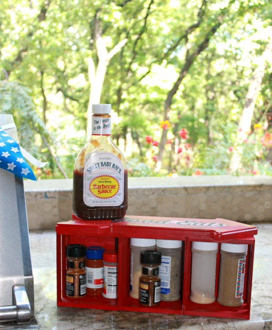 DIY Spice Caddy