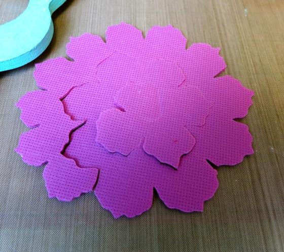 calavera flower