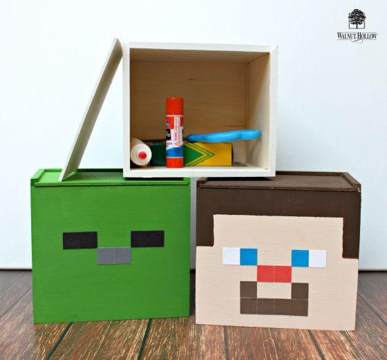 Minecraft Storage