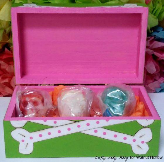 Sugar Skull Treat Box 11