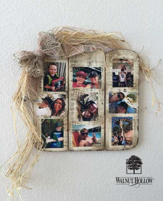 Walnut Hallow-Pallet-photo-frame-Jenn Cochran
