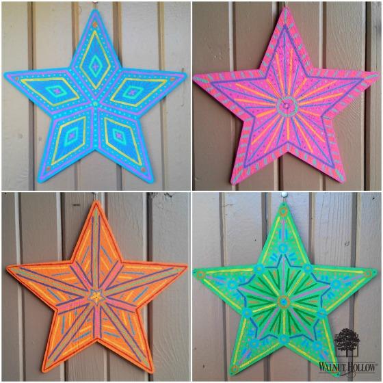 RUSTIC STAR 6