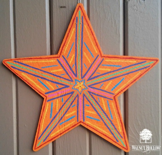 RUSTIC STAR 7