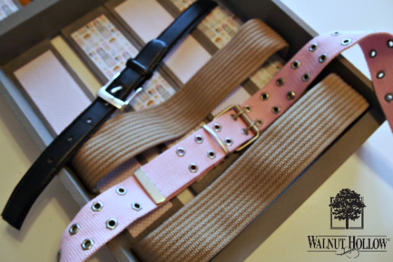 Choosing Your Belts