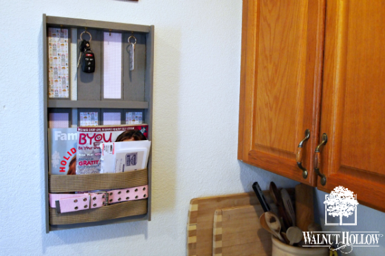 Belted Wall Organizer