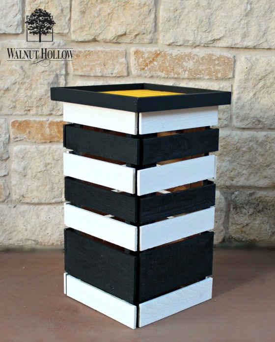 WH diy nightstand
