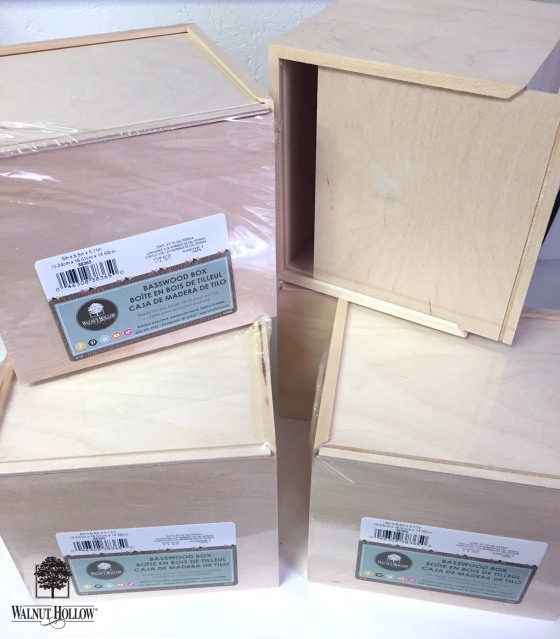 Walnut Hollow Card Keeper Boxes (6)