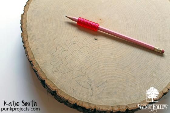 wh wood burned cookie plate tutorial (2)