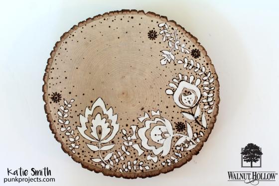 wh wood burned cookie plate tutorial (4)