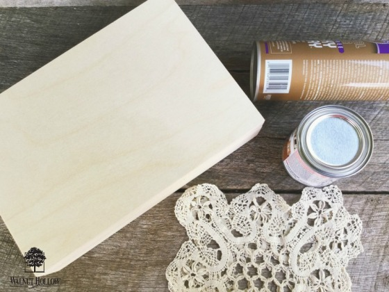Walnut Hallow_Doily Box Supplies