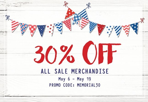 Walnut Hollow Memorial day sale