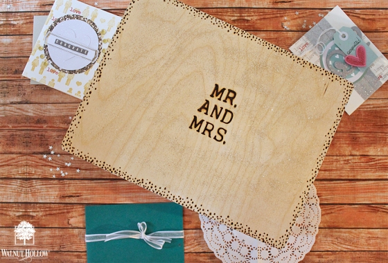 wh wood burned wedding card box diy (3)
