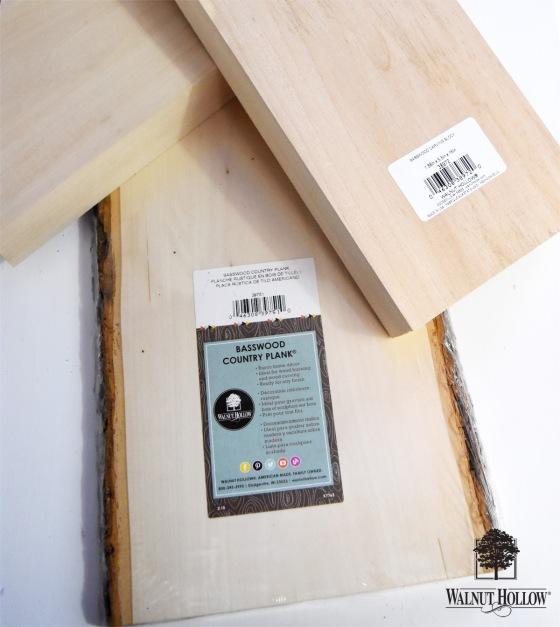 Garden Bench Materials