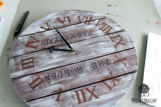 farmhouse clock for walnut hollow-005