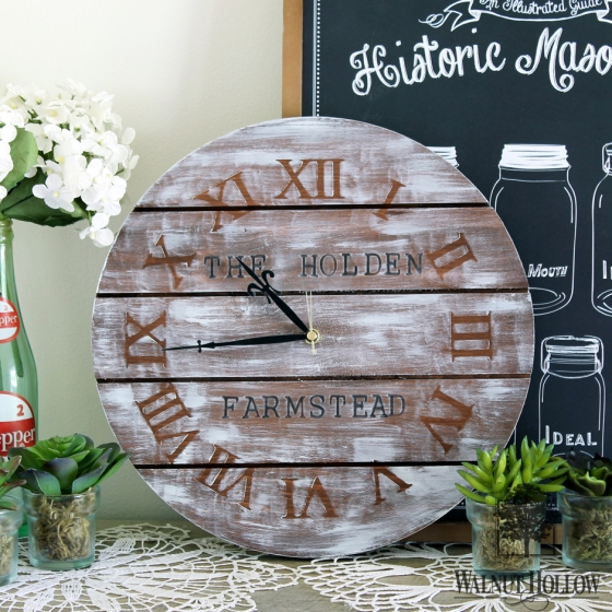 farmhouse clock for walnut hollow-006