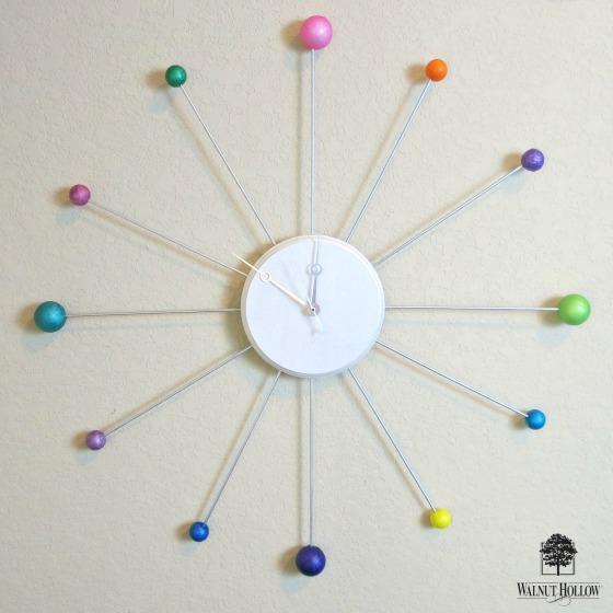 WH DIY Clock