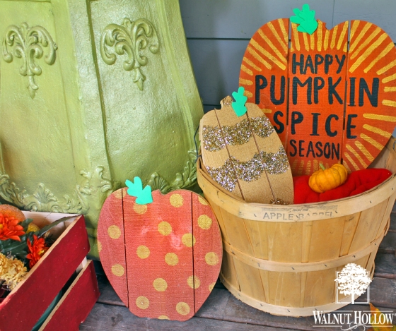 diy pumpkin spice decor 940