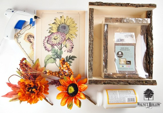 Fast Fall Decor Supplies
