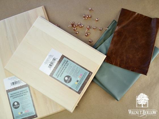 Leather Organizer Supplies