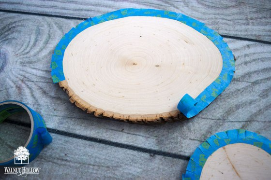 Wood Round Prep