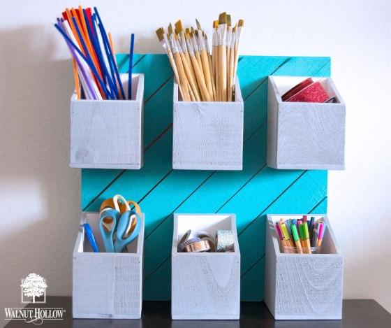 Vertical Craft Supply Storageg