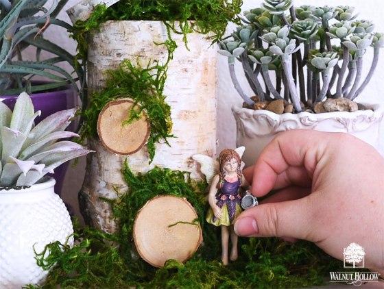 Tabletop Fairy Garden Fairies