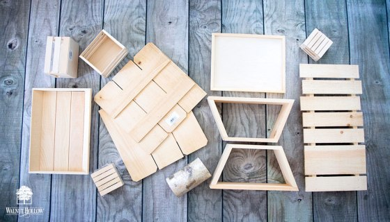 Rustic Patio Party Supplies