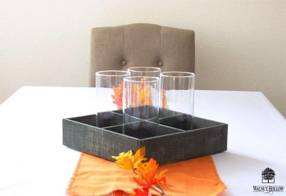 Autumn Centerpiece tablescape